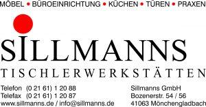Visitenkarte - Tischlerei Sillmanns in Mönchengladbach